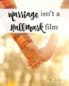 Marriage Isn't A Hallmark Film l The Princess & Her Cowboys