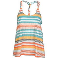 Roxy Passin the Time Braided T-Back Tank - Women's