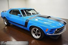 Cool Amazing 1970 Ford Mustang Fastback ProTouring 1970