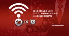 FIRE MÍDIA - Agência de Publicidade em Santos - Criação de sites, Identidade Visual em Santos http://firemidia.com.br/