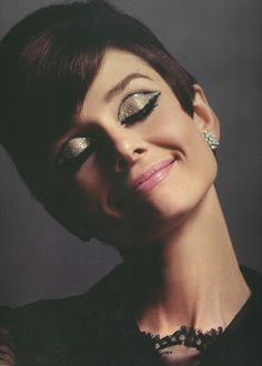 """Audrey Hepburn photographed by Douglas Kirkland for How to Steal a Million, 1965."""