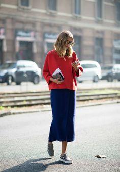 red wear