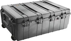 Pelican 1730 Transport Case with Foam  Black >>> You can find out more details at the link of the image.