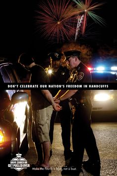Designate a sober driver this Independence Day! Dont Drink And Drive, Sobriety, Sober, Taxi, Independence Day, 4th Of July, Drinking, Movie Posters, Diwali