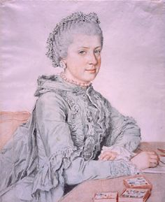 Marie Antoinette's Gossip Guide to the 18th Century: Marie Antoinette´s Family Portraits