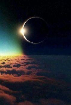 Eclipse perfecto