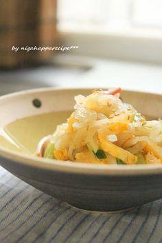 切り干し大根の中華サラダ | 美肌レシピ