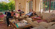 Movie for Decorators! And another Nancy Meyers film for home decor lovers! COTE DE TEXAS: Nancy Meyers Comes Home Again Home Again, Reese Witherspoon House, Nancy Meyers Movies, Film Home, Spanish Style Homes, Spanish Colonial, Villa, White Sofas, Celebrity Houses