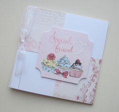 Designed by Kath Woods for Craftwork Cards using the Bumper Bundle kit.
