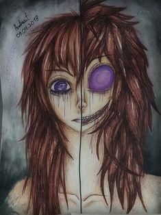 I'm Something You Don't Know (Darkia Diskow) artwork by xTWISTEDxARTISTx