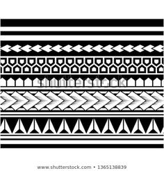 #armbandfabric #Design #foot #forearm #Pattern #Polynesian #samoan Arm Band