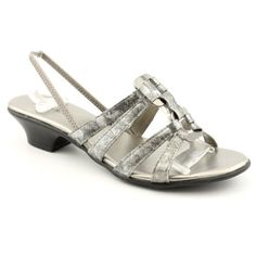 Karen Scott Edna Open Toe Slides Sandals Shoes « ShoeAdd.com – More Shoes For You Every Day