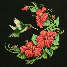 Mt Hummingbirds Item featured in a treasury collection called Hibiscus by M.J. Stauner on Etsy