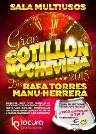 #Nochevieja #Zaragoza #CotillónZaragoza #RafaTorres