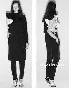 Mariacarla Boscono photographed by Mert & Marcus for Givenchy Spring 2013 #campaign