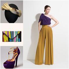 outfit casual con turbante de sinamay by Marta Bonaque www.martabonaque.com