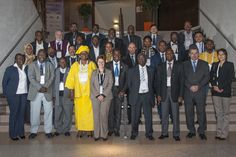 Participants of the 2012 IEC Affiliate Country Forum - October 2012