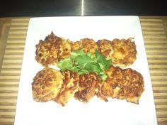 Pan-Fried Potato Cakes