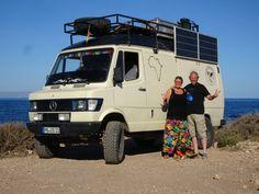 Mercedes Camper Van, Mercedes 4x4, 4x4 Camper Van, Camper Van Life, 4x4 Van, Off Road Camper, Mobiles, Kombi Motorhome, Vw T4