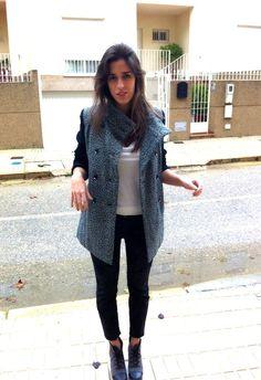 FIRST COAT  , Mango en Abrigos, Zara en Pantalones, Zara en Botines