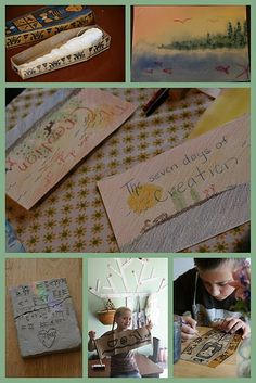homeschool ideas - I know I have one or two that would enjoy the mummy project.