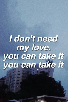 Never Enough - One Direction
