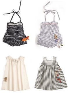 Dagmar Daley  look at the black & white polka dot one!!!:)  I think I will need a matching one ;)