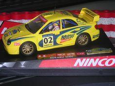 Subaru WRC Rally Catalunya (NINCO 50257)