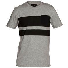 Cool Hurley shirt.