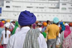 Amritsar, India, August 2016.