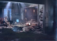 """Untitled, Winter 2005"" by Gregory Crewdson"