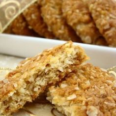 Mini-pavlova z owocami   Moje Wypieki Anzac Biscuits, Nigella, Pavlova, Sweet Recipes, Creme, Spices, Favorite Recipes, Sweets, Cookies