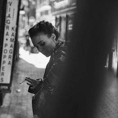 Rooney Mara by Peter Lindbergh