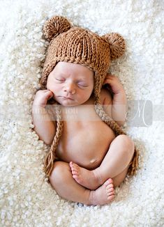 "newborn baby boy. It isn't possible to look at this photo without saying ""Awwww..."""
