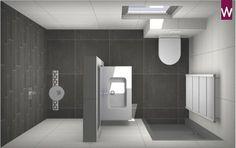 Kleine Badkamer Oplossing : Kleine badkamer met trendy tegels kleine badkamers kawalerka