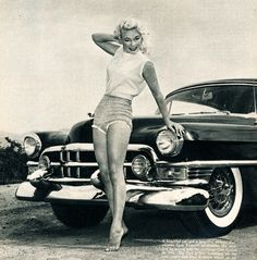 52 Cadillac Coupe de Ville