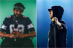 Joyner Lucas and Eminem understand the lost art of storytellin'. 'Lucky You' proved that Eminem and Joyner Lucas worked in both theory and practice. Joyner Lucas, Lost Art, Web Magazine, Eminem, Vows, Collaboration, Rap, Hip Hop, Celebs
