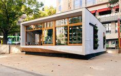 casa prefabricada sostenible