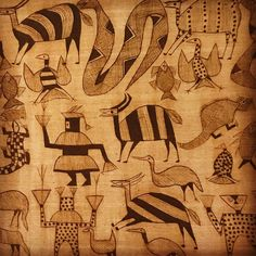 Inspiration: Mud Cloth African painting on hand died/spun fabric. Commission me to translate it in Venetian Plaster- please contact me if interested! #artist #fabric #theme #designer #african #venetian #plaster  #decor #interiordesigner #wall #mudcloth #painting http://butimag.com/ipost/1563833210377626689/?code=BWz2gTwhGRB