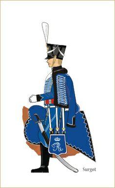 Saxon hussar