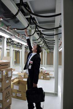 05.06. |Darmstadt: Besichtigung Helmholtzzentrum für Schwerionenforschung    http://datacenter.eco.de/2012/06/10/leistungsdichte/