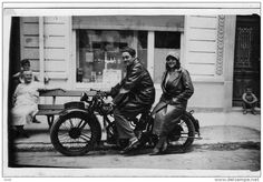 BSA Couple by termokurt, via Flickr