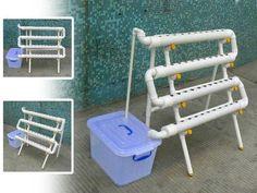 Hydroponic Pipe Systems - Bing Images