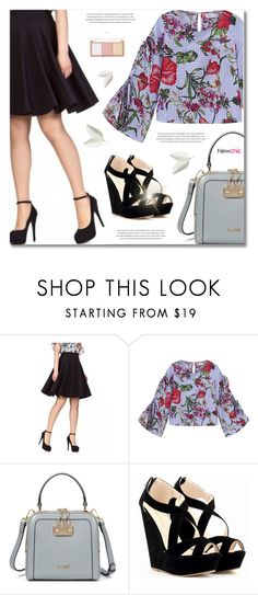 """Newchic"" by defivirda ❤ liked on Polyvore"