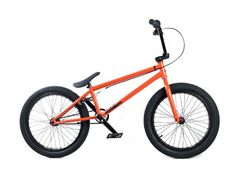 "Flybikes ""Trebol Electron"" 2013 BMX Bike - Orange - LHD"
