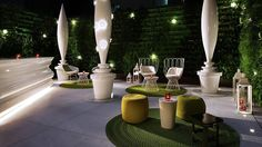 Mira Moon Hotel, Hong Kong | By Wanders & Yoo | Garden - Google Search