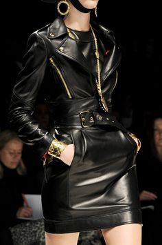 Moschino at Milan Fashion Week Fall 2012