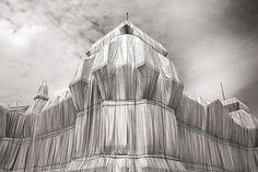 El Reichstag Envuelto de Christo y Jeanne – Claude  