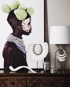 afro chic interior design - חיפוש ב-Google