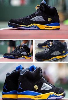 """perfect air jordan 5 """"shanghai"""" men shoes"""
